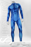 Men's SuperSuit...Performance Bodysuit  Base -- for Sports or Cosplay