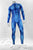 Cosplay Halloween bodysuit superhero onesie Dr Doctor Manhattan