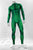 Cosplay Halloween bodysuit superhero onesie Green Lantern
