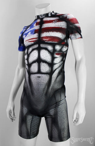 Bright Star USA Singlet Weightlifting
