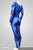 Women's ShapeShifterZ Sea Creature Catsuit - Blue, Green or black tones