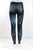Women's 'ZOMBIE JEAN LEGGINGS'- Sportswear/Costume