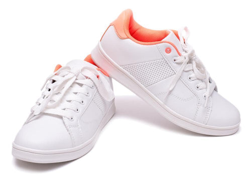 Girl's Canvas Sneakers