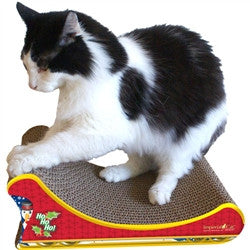 Scratch n Shapes Sleigh Scratcher