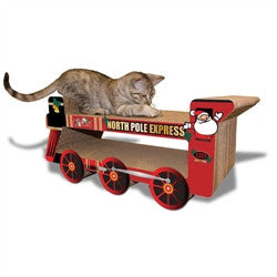 Scratch n Shapes Holiday Express Train Scratcher