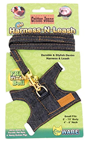 Harness-N-Leash