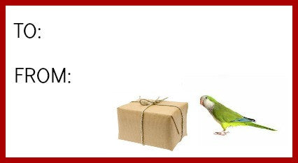 Small Bird Gift Subscription