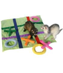 Marshall Pet Tic Tac Toe Ferret Blanket
