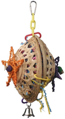 Basket Case Med/Bird Toy