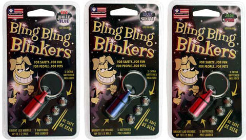 Bling Bling Blinkers - Assorted Colors