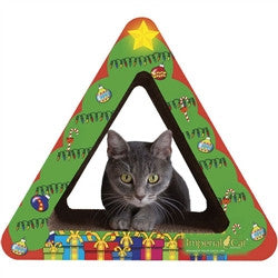 Scratch 'n Shapes Christmas Small Scratcher
