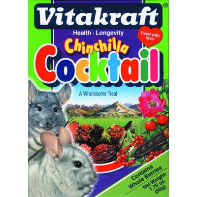 Vitakraft Pet Chinchilla Cocktail