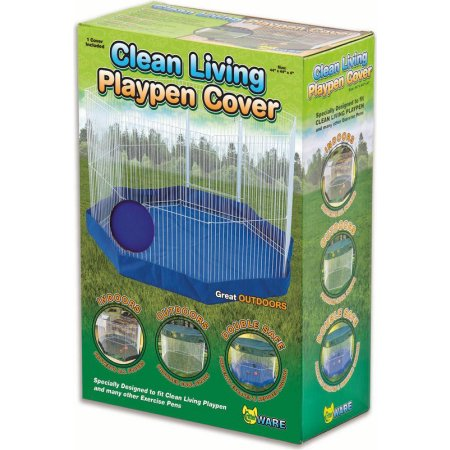 Ware Mfg - Clean Living Floor Cover