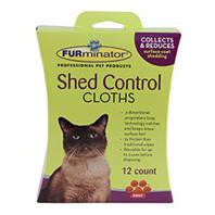 Furminator Cat Shed Cloths
