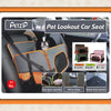 Pet Zip Car Seat Carrier