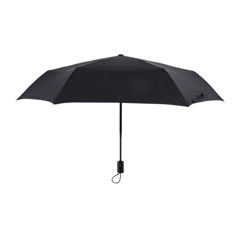 Smooth Automatic open & close umbrella Black