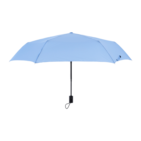 Smooth Automatic open & close umbrella Ice Blue