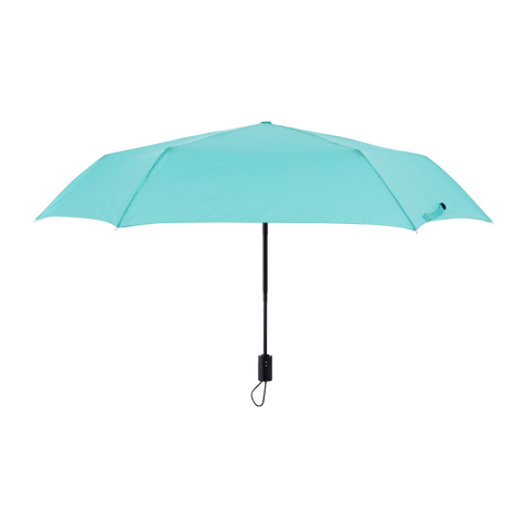 Smooth Automatic open & close umbrella Mint Blue
