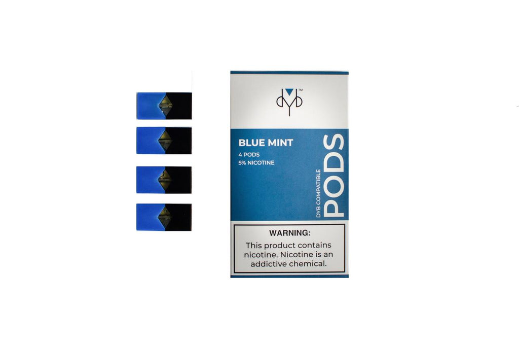 Blue Mint Compatible Pods