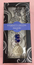 Load image into Gallery viewer, Eternity Crystal Suncatcher Luxe Gift & Decor
