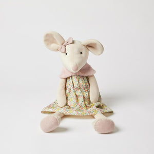 Charlotte Toy Mouse Luxe Gift And Decor