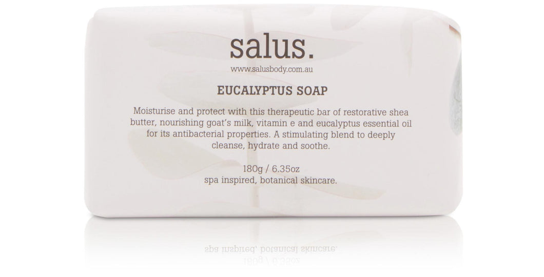 Salus Eucalyptus Soap Luxe Gift & Decor