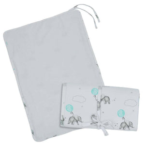 Living Textiles Travel Change Mat Luxe Gift & Decor