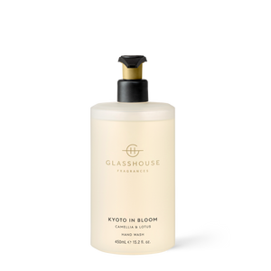 Glasshouse Hand Wash Kyoto In Bloom Luxe Gift & Decor