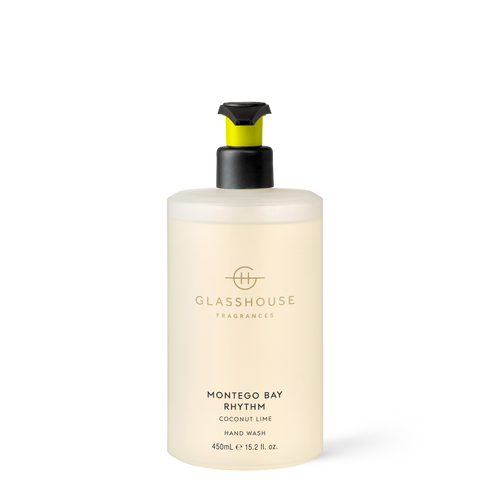 Glasshouse Hand Wash Montgomery Bay Rhythm Luxe Gift & Decor