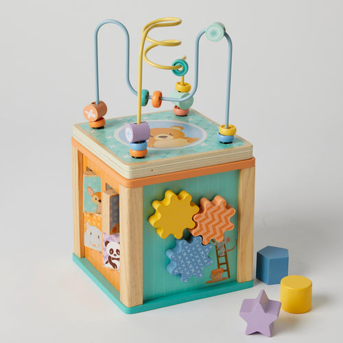 Studio Circus Wooden Educational Toys Luxe Gift And Decor