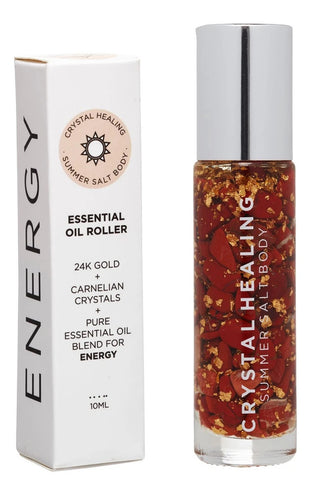 Energy Essential Oil Roller - 10ml Luxe gift and decor