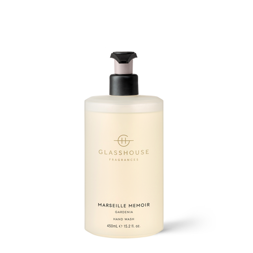 Glasshouse Hand Wash Marseille Memoir Luxe Gift & Decor
