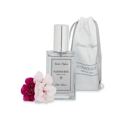 Pink Flowers - Interior Perfume Luxe gift and decor