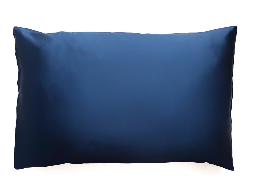French navy pillow case Luxe gift and decor