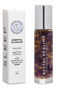 Sleep Essential Oil Roller - 10ml Luxe Gift and Decor
