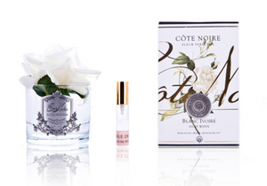 CÔTE NOIRE PERFUMED NATURAL TOUCH ROSE  Luxe Gift & Decor