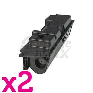 2 x Compatible TK-120 Toner Cartridge For Kyocera FS-1030D