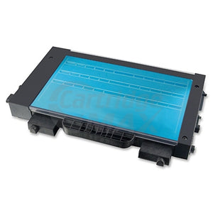Generic Samsung CLP-510 Cyan Toner Cartridge - 5,000 pages @ 5% (CLP-510D5C)