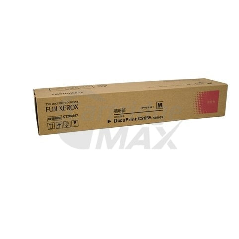 Fuji Xerox DocuPrint C3055DX Original Magenta Toner Cartridge (CT200807)