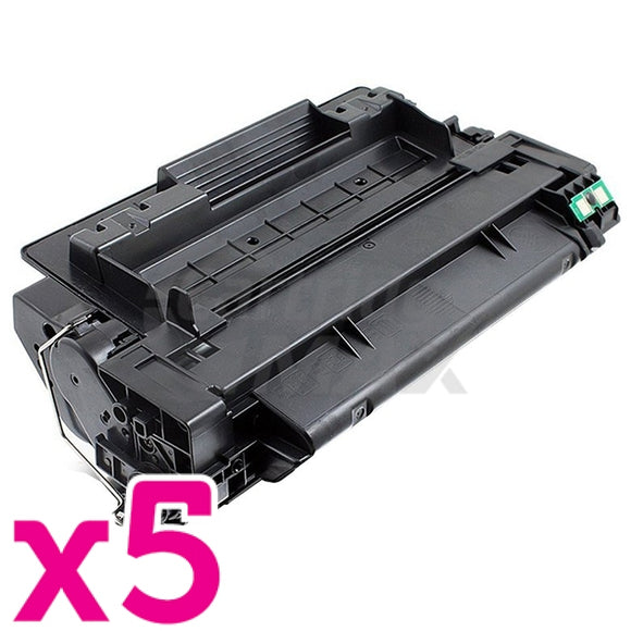 5 x Canon CART-310II Black Generic Toner Cartridge 12,000 Pages