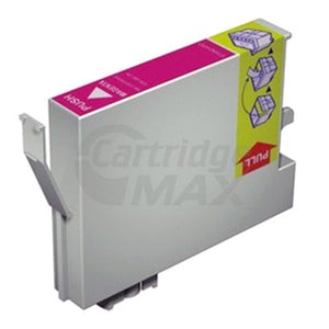Generic Epson T0813 81N HY Magenta Ink Cartridge - 855 pages [C13T111392]