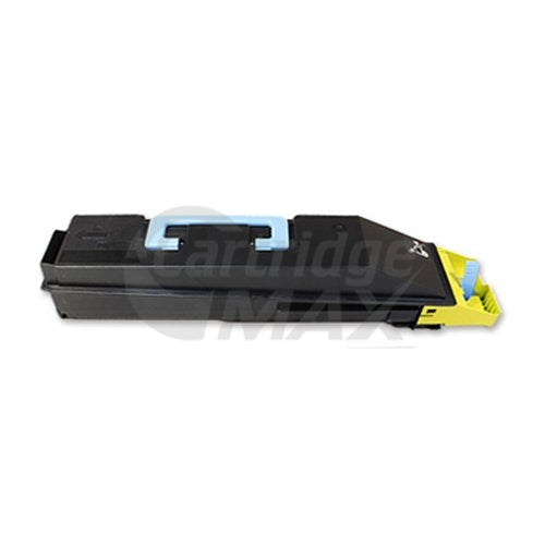 Compatible TK-884Y Yellow Toner Cartridge For Kyocera FS-C8500DN