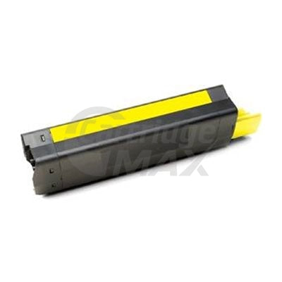 OKI C3100 Generic Yellow Toner Cartridge 3,000 pages (42804517)