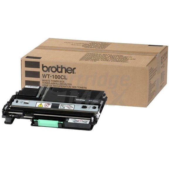 Original Brother WT-100CL Waste Toner Pack - Up to