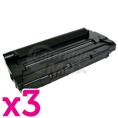 3 x Fuji Xerox Workcentre 3119 Generic Toner Cartridge - 3,000 pages (CWAA0713)
