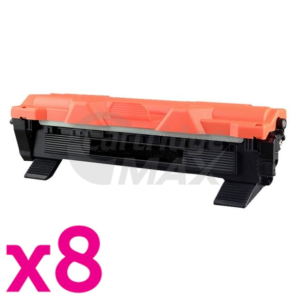 8 x Brother TN-1070 Generic Toner
