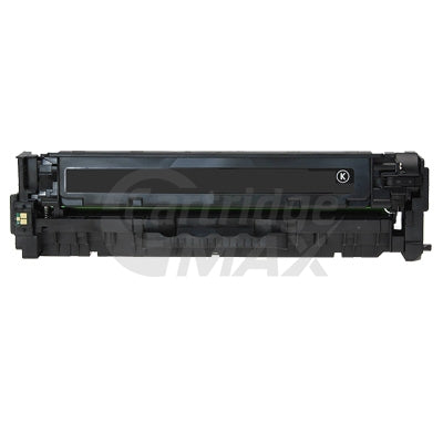 1 x HP CB540A (125A) Generic Black Toner Cartridge - 2,200 Pages