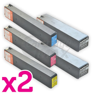 10 Pack HP 970XL + 971XL Generic High Yield Inkjet Cartridges CN625AA-CN628AA  [4BK,2C,2M,2Y]