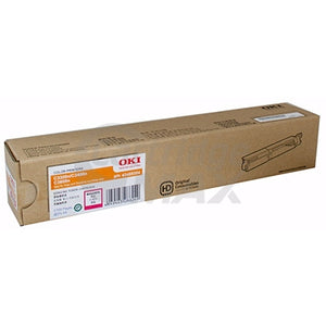 OKI C3300/ C3400/ C3600 Original Magenta Toner Cartridge 2,500 pages (43459354)