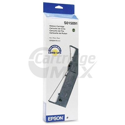 Epson S015091 Original Ribbon Cartridge (C13S015091)